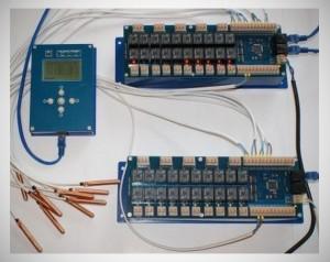 Программируемый контрольный пульт управления. Star Termo-4