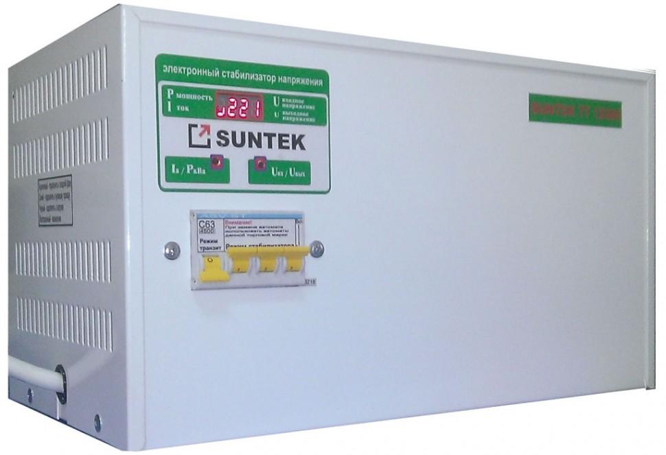 Стабилизатор тиристорный SUNTEK ТТ 12000
